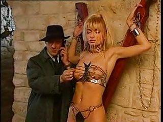 Pornstar alison chains Lea martini chained and fucked