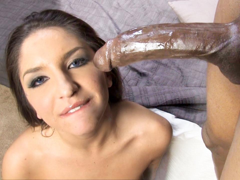 Giselle Leon Black Cock