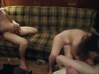 Amatuer threesome hardcore Amatuer mfm on couch