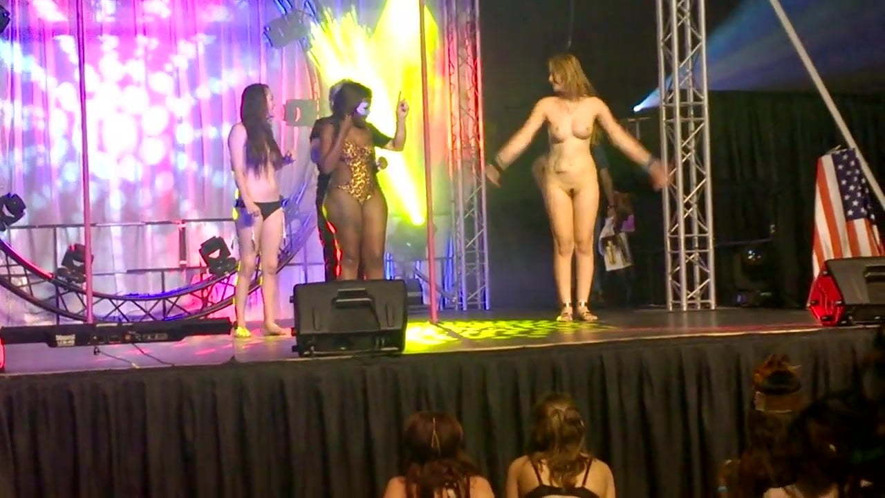 Amateur Public Sex Stage