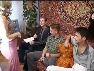 3 guys fucking - Angela fuck 3 guys