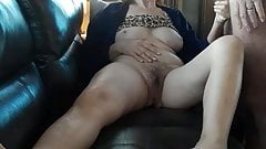 Mature sex & cum