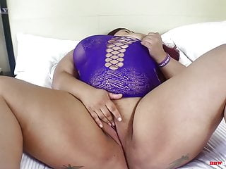 Yung girls sex Carmen yung returns to ride big black cock on bbwhighway