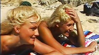 Stacy Valentine - Bikini Beach #4 (1996)
