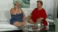 Немецкая толстушка