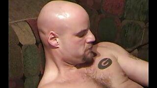 Mature Amateur Shane Jerking Off