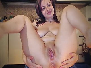 Something new to jerk off to - Something new frome the sexy devil...loose pussy