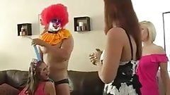 A Clown for her 18th Birthday
