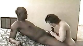 cuckold husband films hotwife bbc bull interracial creampie