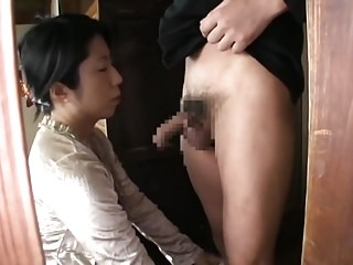 Mature asian bj - Japanese mature bj cim 18