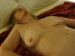 Pinned fucked hard screams - Hairy mature screams my name while fucked hard