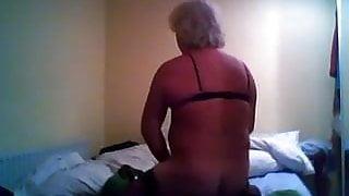 MichelleKSissy Assturbating