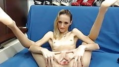 Skinny Webcam Babe 345