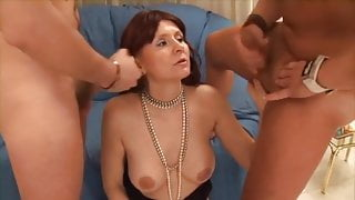 over 50 and gagging for it