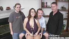 Big Tit Lexxxi Lockhart Bukkake Gang Bang Fuck Party