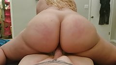 pissing Reverse cowgirl G7 nipple