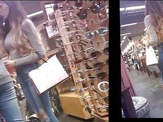 Goldielocks sex movie Teen voyeur - goldielocks pawg in jeans