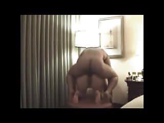 Fucking a girl up the ass Fucking his big butt girl up the ass