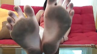 Dream's Dirty Feet