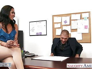 Abby winters blowjob - Busty brunette abby lee brazil fuck in office