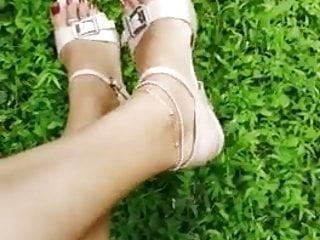 Asian mistress high heels Sexy lankan heels 1