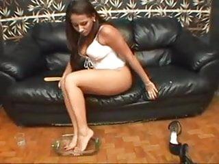 Latex fetish lezdom - Pedicure humiliation brazilian lezdom