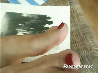 Bunions on my foot bottom Yummy granny feet with lovely bunions