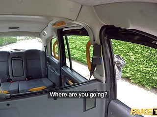 Shaved pussy liz Fake taxi petite blonde liz rainbow is fisted and fucked