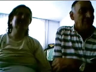 Free older black women porno on the web - Old couple has fun on web cam- amateur older