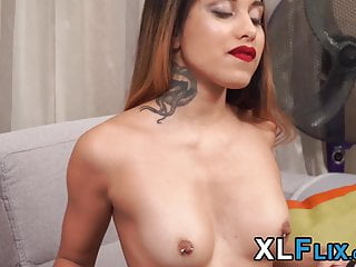 Bronze breasted turkey picture - Bronze temptress fed jizz after big cock banging