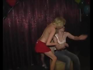 No or very small tits - Lapdancer with small tits, very nice