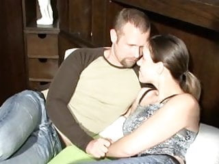 Sex with boyfriends fathr Pale brunette with big ass have anal sex with her boyfriend