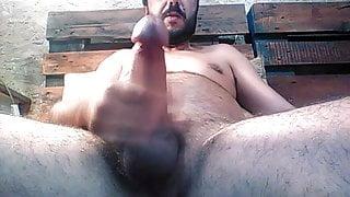 Big Cock Masturbation 2