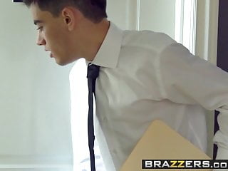 El suck - Brazzers - big tits at work - diamond jackson and jordi el n
