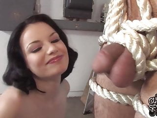 Group wife fucking - Tied husband watch his wife fucking blacks