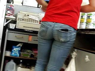Photos of sexy mommas - Sexy jeans momma