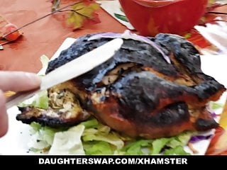 Thanksgiving family sucks why Daughterswap - thanksgiving daughter fuck fest