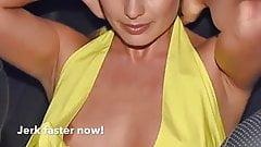 Margot Robbie Jerk Off Challenge