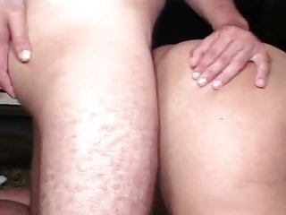 Horney fucking in the park Bbw fucking in the park - part 2