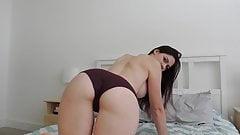 Ashley Alban beim Sex-Training