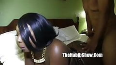 ferrari blaque pussy banged and nutted swallowed monster dic