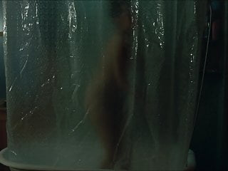Vagina too wet how to dry Riley keough - the lodge - nude shower wet tits drying off