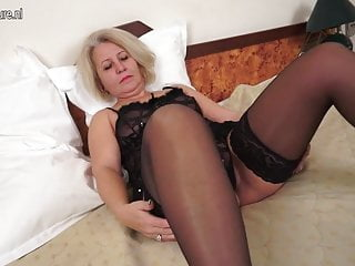 Gorgeous stockings tgp Gorgeous granny with hungry old cunt