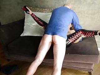 Young erect penis - Grandpa fucks young slut erection fail