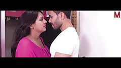 Indian sexy bhabhi has sex with young boy (clear Hindi audio)