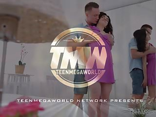 Anal angels tish ambrose - Teenmegaworld - anal-angels - stud feeds cutie with sperm