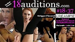 Redhead Creampie Amateur 18auditions x Jay Bank Presents