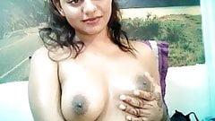 My Girlfriend undressing
