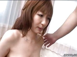Thrashed bottom Asian big ass bitch gets to be doggy style thrashed