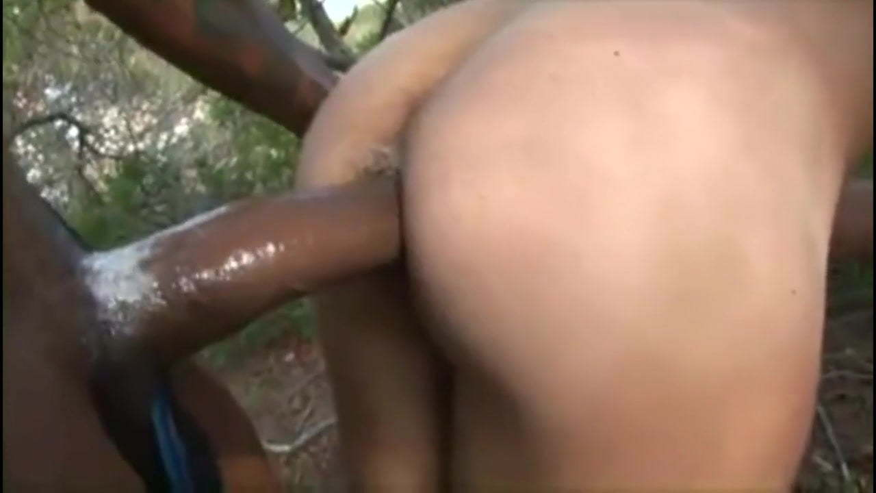 Ebony Shaved Pussy Close Up